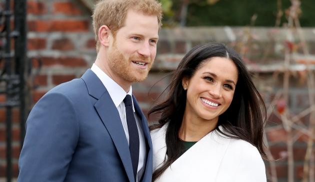 Brytyjski Książę Harry I Meghan Markle Wezmą ślub W Maju W Windsorze